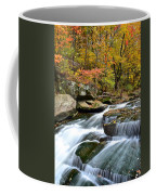 Berea Falls Coffee Mug by Frozen in Time Fine Art Photography