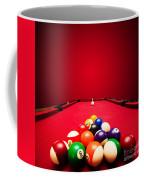 Billards Pool Game Coffee Mug