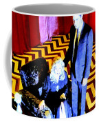 Black Lodge Coffee Mug