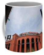 Busch Stadium - St. Louis Cardinals Coffee Mug by Frank Romeo