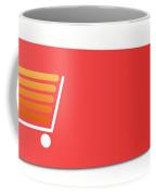 Buy Now Red Coffee Mug