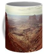 Canyonlands National Park In Utah Coffee Mug