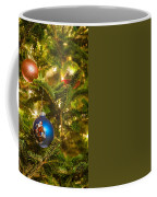 Christmas Tree Ornaments Coffee Mug