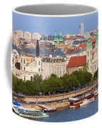 City Of Budapest In Hungary Coffee Mug