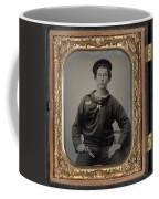 Civil War Sailor, C1863 Coffee Mug