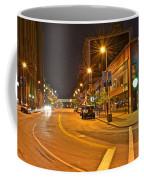 Cleveland Ohio Coffee Mug by Frozen in Time Fine Art Photography
