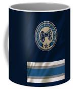 Columbus Blue Jackets Uniform Coffee Mug