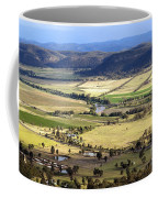 Country Scenic Coffee Mug