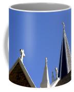 4 Crosses Coffee Mug