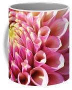 Dahlia Named Skipley Spot Of Gold Coffee Mug