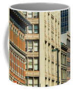Denver City Scenes Coffee Mug