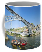 Dom Luis Bridge Porto Portugal Coffee Mug