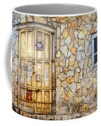 Doors Of Tel Aviv Coffee Mug