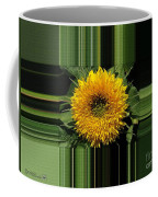 Dwarf Sunflower Named Teddy Bear Coffee Mug