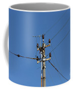 Electric Pylon Coffee Mug