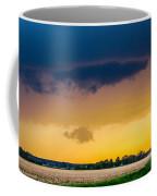 Elm Creek Nebraska Supercell Coffee Mug