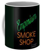 Emporium Smoke Shop Coffee Mug