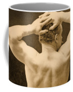 Eugen Sandow Coffee Mug by George Steckel
