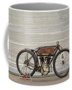 Excelsior Board Track Racer II Coffee Mug