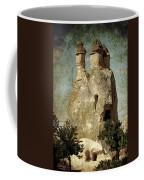 Fairy Chimney In Goreme Coffee Mug