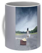 Farewell Coffee Mug by Joana Kruse
