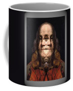 Flipped Ben 2 Coffee Mug