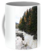 Franconia Notch White Mountians Coffee Mug