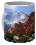 Garden Of The Gods Coffee Mug