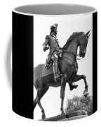 George Washington Statue Boston Ma Coffee Mug