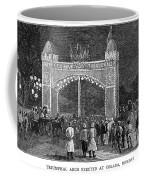 Golden Jubilee, 1887 Coffee Mug
