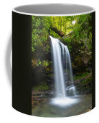 Grotto Falls Coffee Mug