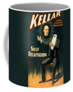 Harry Keller, American Magician Coffee Mug by Photo Researchers