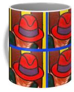 4 Hats Coffee Mug