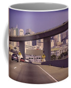 Heading Into The Busy Part Of San Francisco Coffee Mug