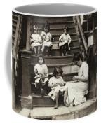 Hine Home Industry, 1912 Coffee Mug