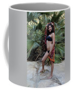 Hispanic Beauty Coffee Mug