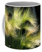 Hordeum Jubatum Grass Coffee Mug