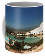 Hot Springs And Travertine Pool Coffee Mug
