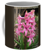 Hyacinth Named Pink Pearl Coffee Mug