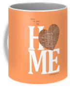 Indianapolis Street Map Home Heart - Indianapolis Indiana Road M Coffee Mug
