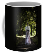 Jane Austen Coffee Mug by Joana Kruse