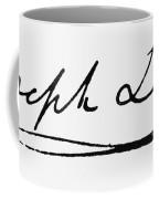 Joseph Lister (1827-1912) Coffee Mug