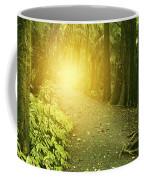 Jungle Light Coffee Mug