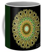 Kaleidoscope Ernst Haeckl Sea Life Series Coffee Mug