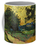 Landscape At Twilight Coffee Mug
