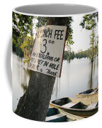 Launch Fee Coffee Mug