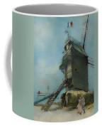 Le Moulin De La Galette Coffee Mug