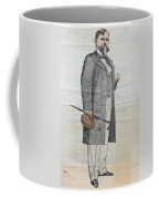 Lew Wallace (1827-1905) Coffee Mug