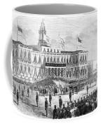 Lincoln's Funeral, 1865 Coffee Mug