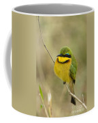 Little Bee-eater Coffee Mug